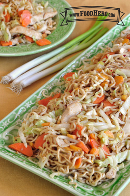 Photo of Mo (moo) Indonesian Stir-Fry