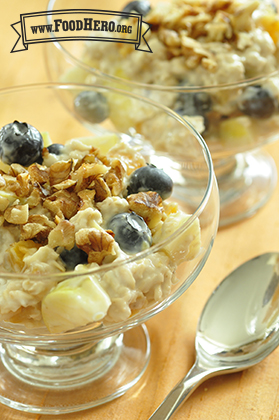 Photo of Very Berry Muesli
