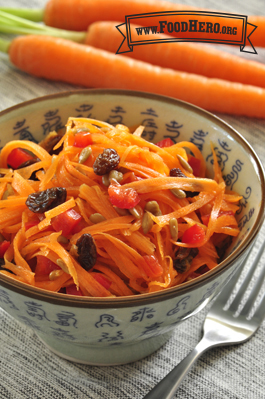 Image of Asian Carrot Salad