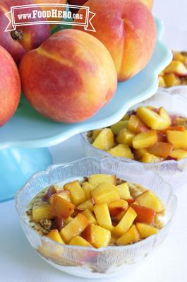 Photo of Peach Sundae
