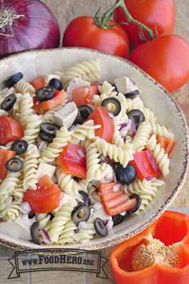 Photo of Personalized Pasta Salad