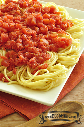 Photo of Quick Tomato Pasta Sauce