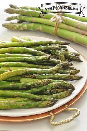 Photo of Roasted Asparagus