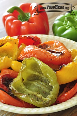Photo of Roasted Bell Peppers