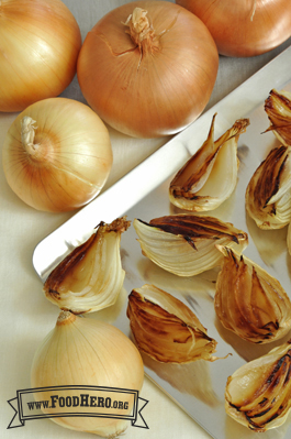 Cebollas Asadas