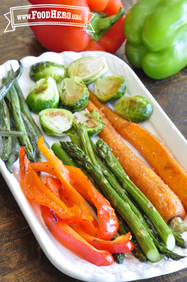 Photo of Roasted Vegetables