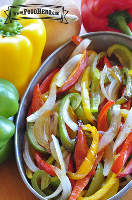 Photo of Sautéed Peppers