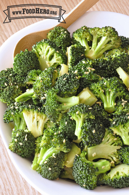 Photo of Sesame Broccoli