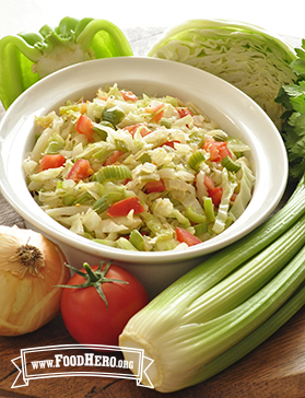Photo of Cabbage Stir-Fry
