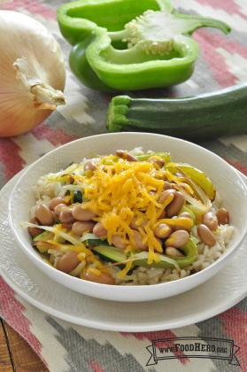 Photo of Rice Bowl Southwestern Style