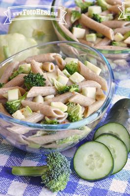 Foto de Ensalada Veraniega de Pasta con Vegetales