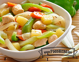 Photo of Sweet and Sour Chicken