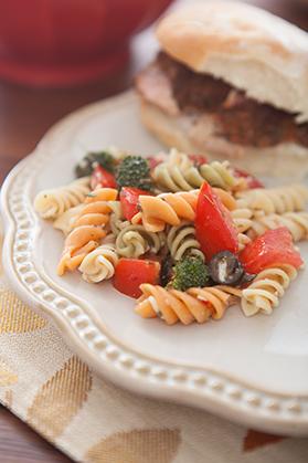 Photo of Tomato Pasta Salad