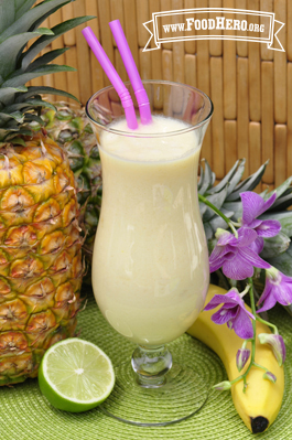 Foto de Licuado Tropical
