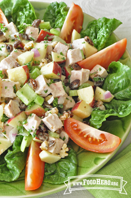 Photo of Turkey Salad