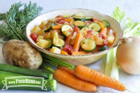 Foto de Guisado de Verduras