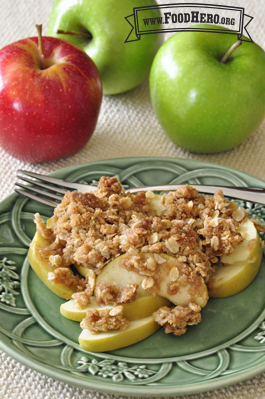 Photo of Winter Fruit Crisp
