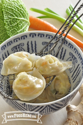 Photo of Wontons