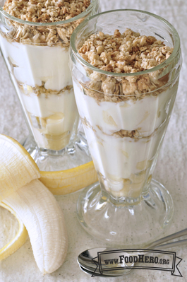 Photo of Yogurt Parfait