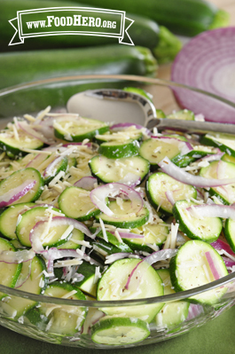 Photo of Zucchini Salad