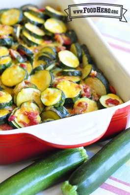 Photo of Zucchini Tomato Bake