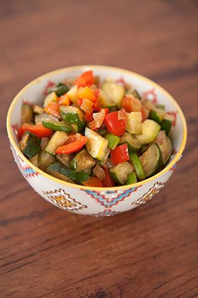 Photo of Zucchini Stir-Fry