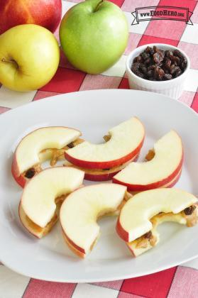 Photo of Apple Sandwiches