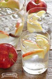 Photo of Apple Cinnamon Flavored Water