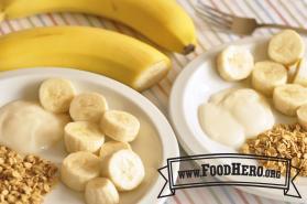 Foto de Medallones de Plátano