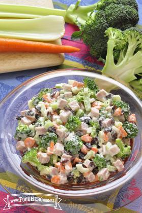 Ensalada de Brócoli y Mucho Más