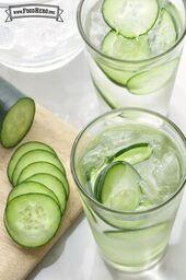 Photo of Cucumber Flavored Water