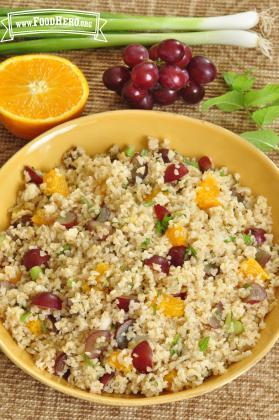 Photo of Fruited Tabbouleh