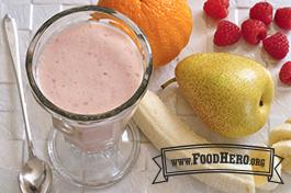 Photo of Fruit Shake 2 (with milk and yogurt)
