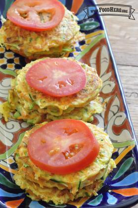 Pasteles de Vegetales de la Huerta