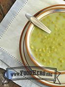 Photo of Green Pea Soup