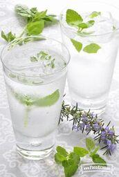 Photo of Herb Flavored Water