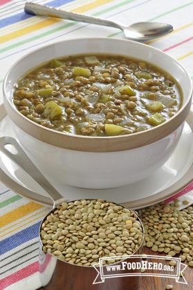 Photo of Mexican Lentil Soup