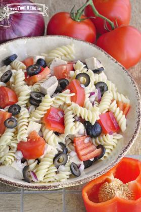 Personalized Pasta Salad