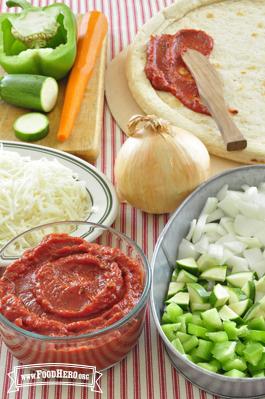 Salsa de Pizza Rápida sin Cocinar