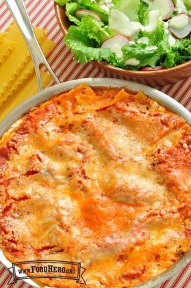 Photo of Quick Lasagna