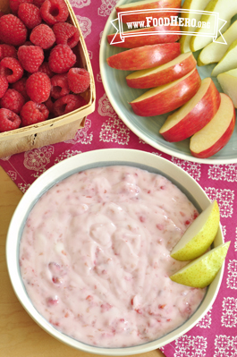 Photo of Raspberry Fruit Dip