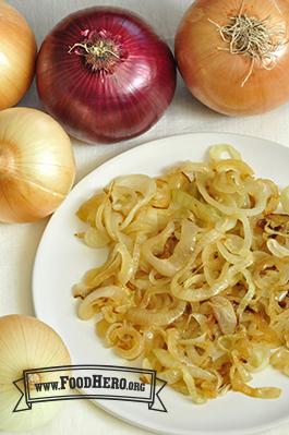 Photo of Sautéed Onions