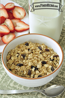 Photo of Skillet Granola