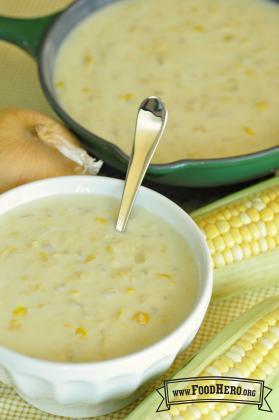 Skillet Corn Chowder
