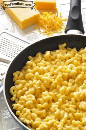 Foto de Cacerola de Macaroni con Queso