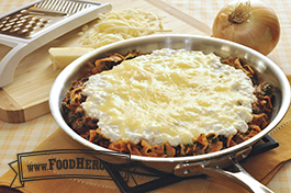 Photo of Skillet Lasagna