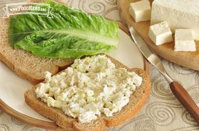 "Tofu ""Egg"" Salad"