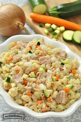 Photo of Tuna Pasta Salad