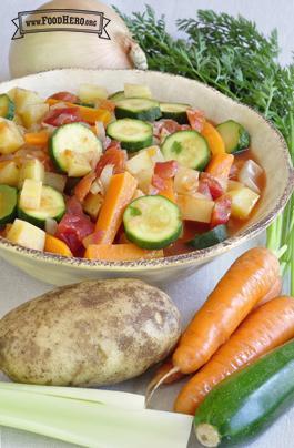 Guisado de Verduras