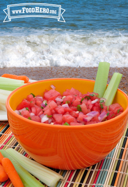 Photo of Watermelon Salsa